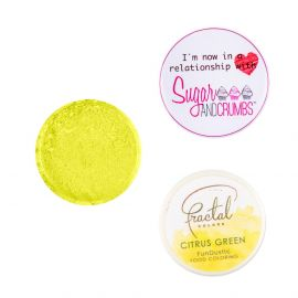 Fractal FunDustic CITRUS GREEN