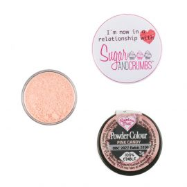 Rainbow Dust Matt Powder Colour PINK CANDY