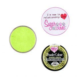 Rainbow Dust Matt Powder Colour SPRING GREEN
