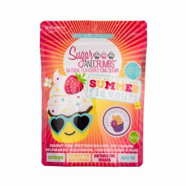 Sugar and Crumbs Natural Flavoured Icing Sugar MANGO AND PASSION FRUIT 500g