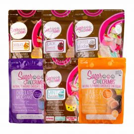 Sugar and Crumbs All About Chocolate Bundle Pack of 6