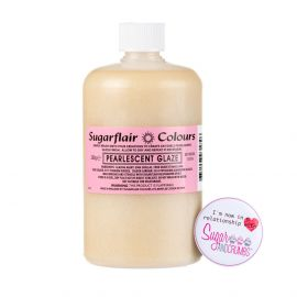 Sugarflair PEARLESCENT GLAZE Large 280ml