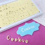 Sweet Stamp COOKIE Complete Set with Presentation Box